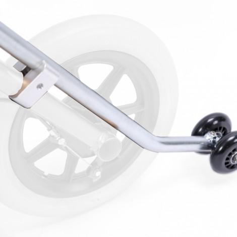 5400-3000 Anti-tipp ben med hjul, par