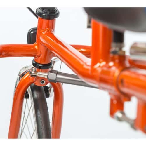 9500-0001 Bomber orange, standard