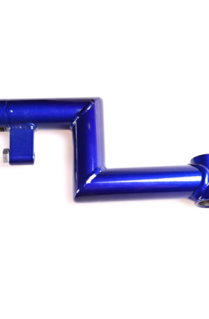 0199-1222. Offset dropparm, litet länkhål 6 mm, PETRA storlek P1 och P2