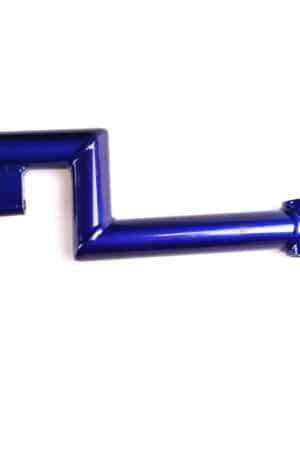 0199-1223. Offset dropparm, litet länkhål 6 mm, PETRA storlek P3